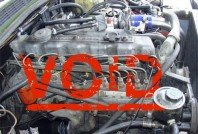 My cylinder head Warranty is void WHY !!!##!