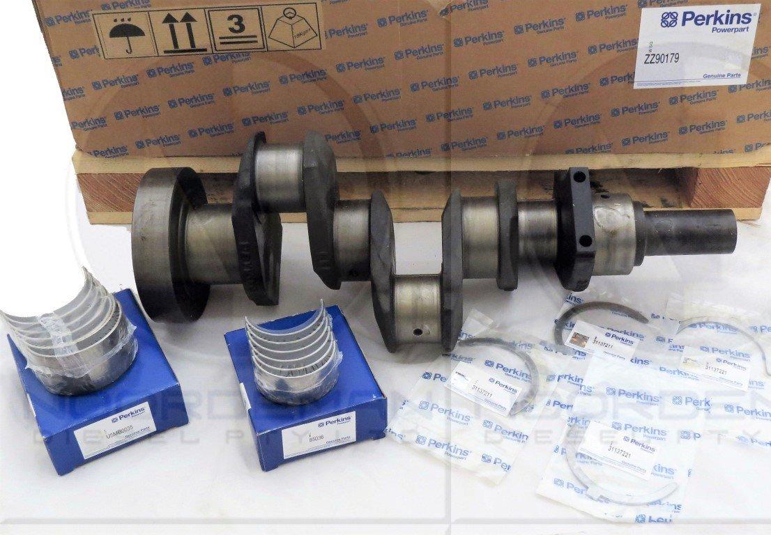 Crankshaft Regrinding – Noordeman Diesel Pty Ltd