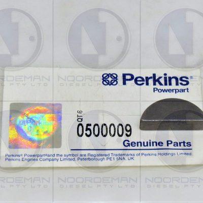 Perkins woodruff key