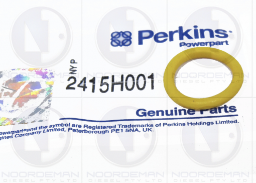 Perkins O-ring
