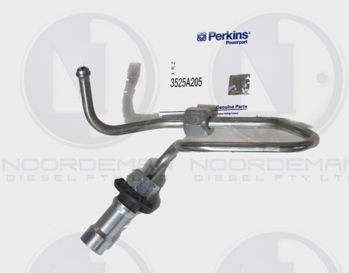 Perkins Injector pipe
