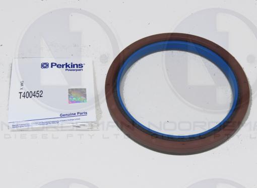 Perkins front seal