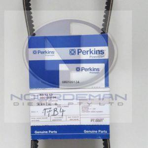080109134 Perkins Fan Belt 400 Series