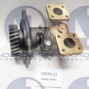 1097021 Jabsco - Sabre Sea Water Pump 236 Perkins