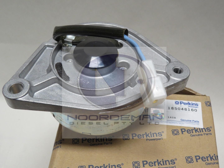 185046160 Perkins Alternator