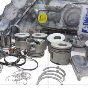80 SERIES TOYOTA LANDCRUISER 1HDT ENGINE REBUILD KIT UPTO 8/92 EKTO350