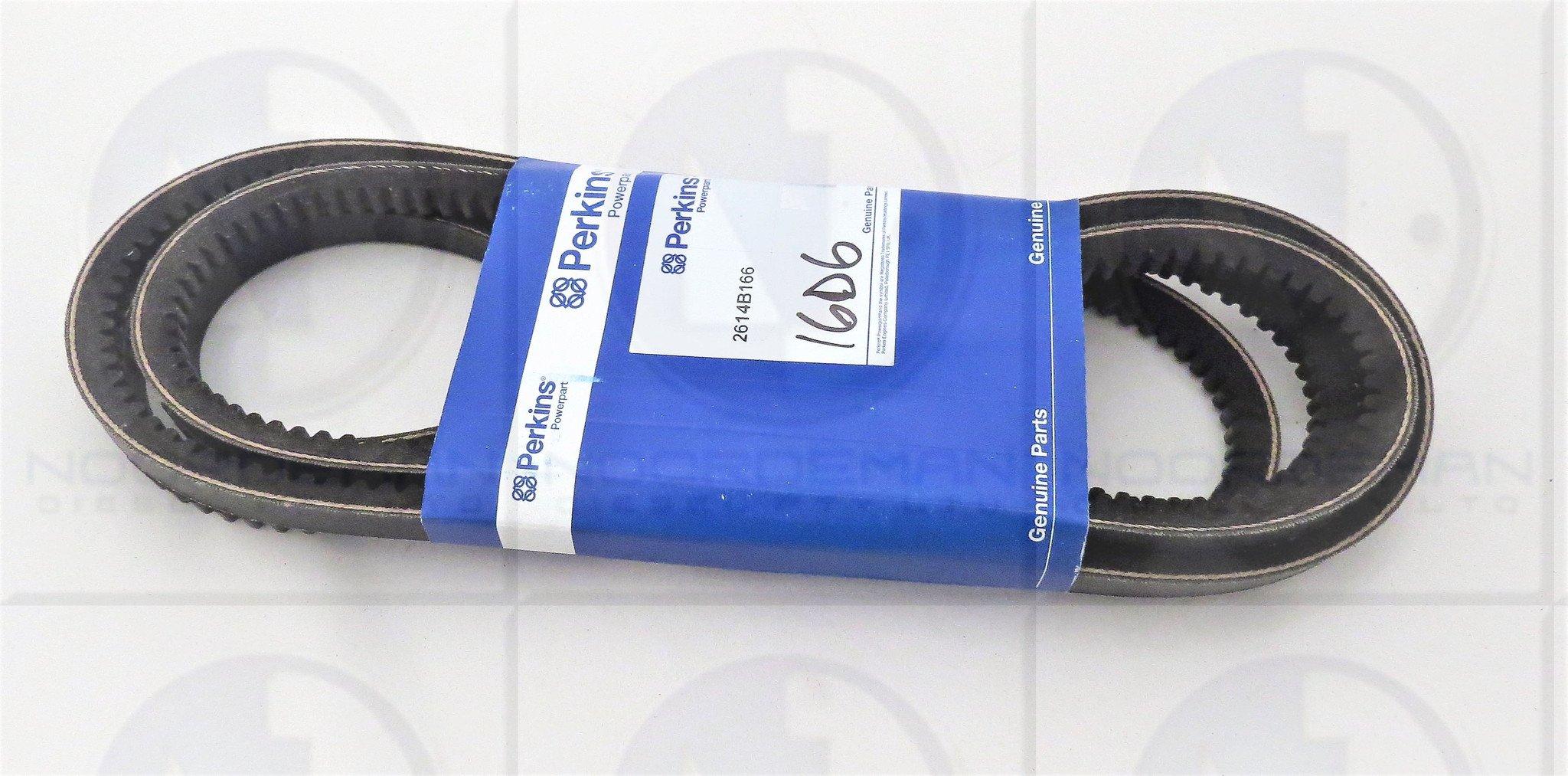 2614B166 Perkins Fan Belt