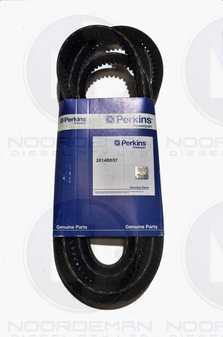 2614B657 Perkins Fan Belt