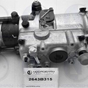2643B315 Perkins Injection Pump