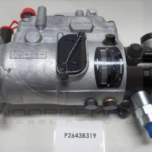 2643B319 Perkins Fuel Injection Pump