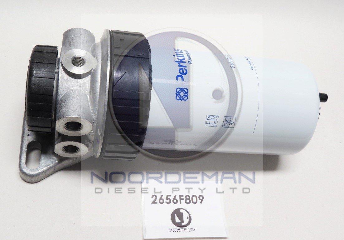 2656F809 Perkins fuel Assy