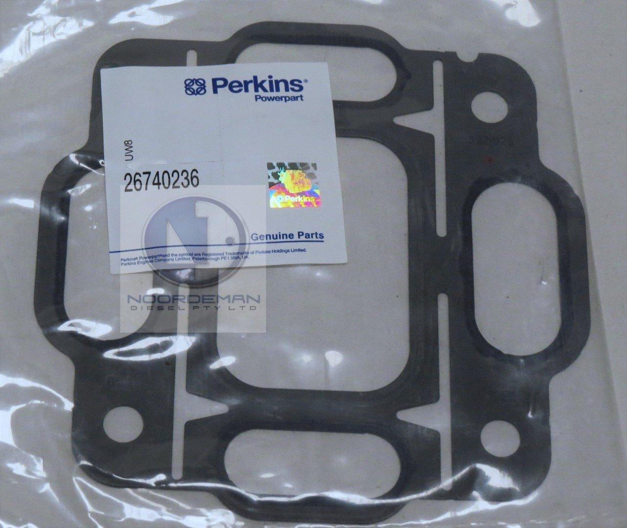 26740236 Perkins Turbo Base Gasket