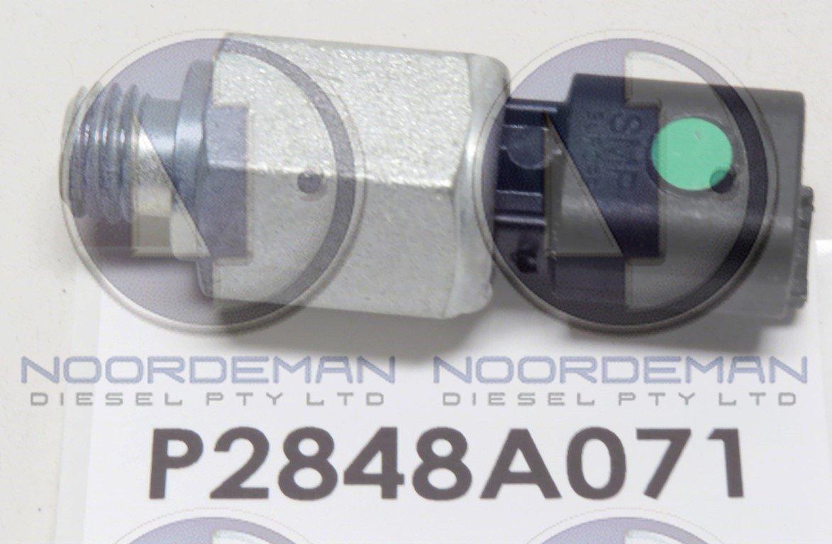 2848A071 Perkins Oil Pressure Switch