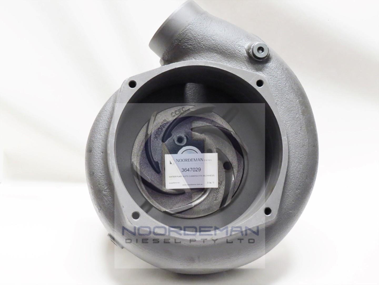 3647029 Cummns KTA38 water pump