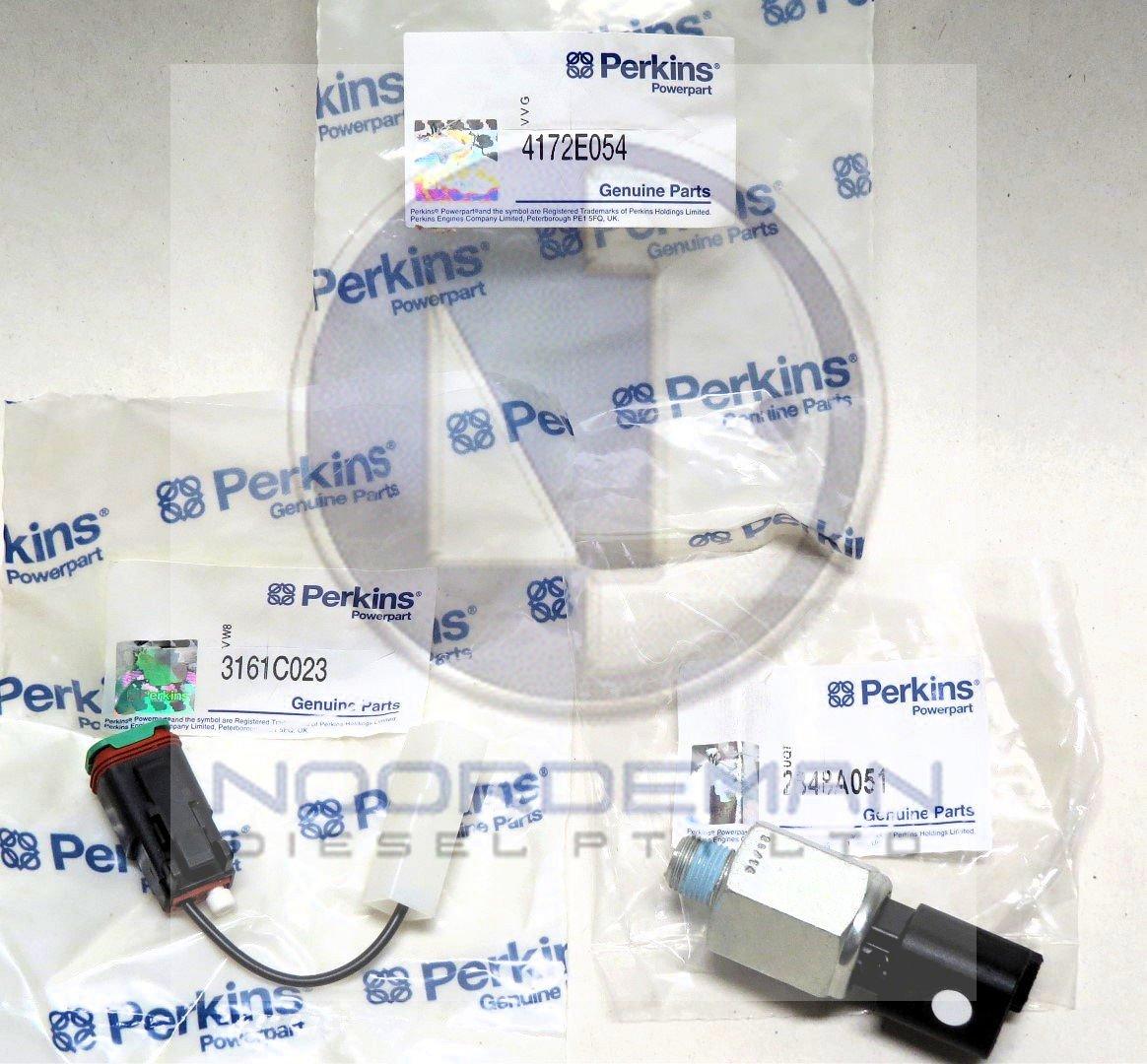 4172E054 Perkins Oil Pressure Switch