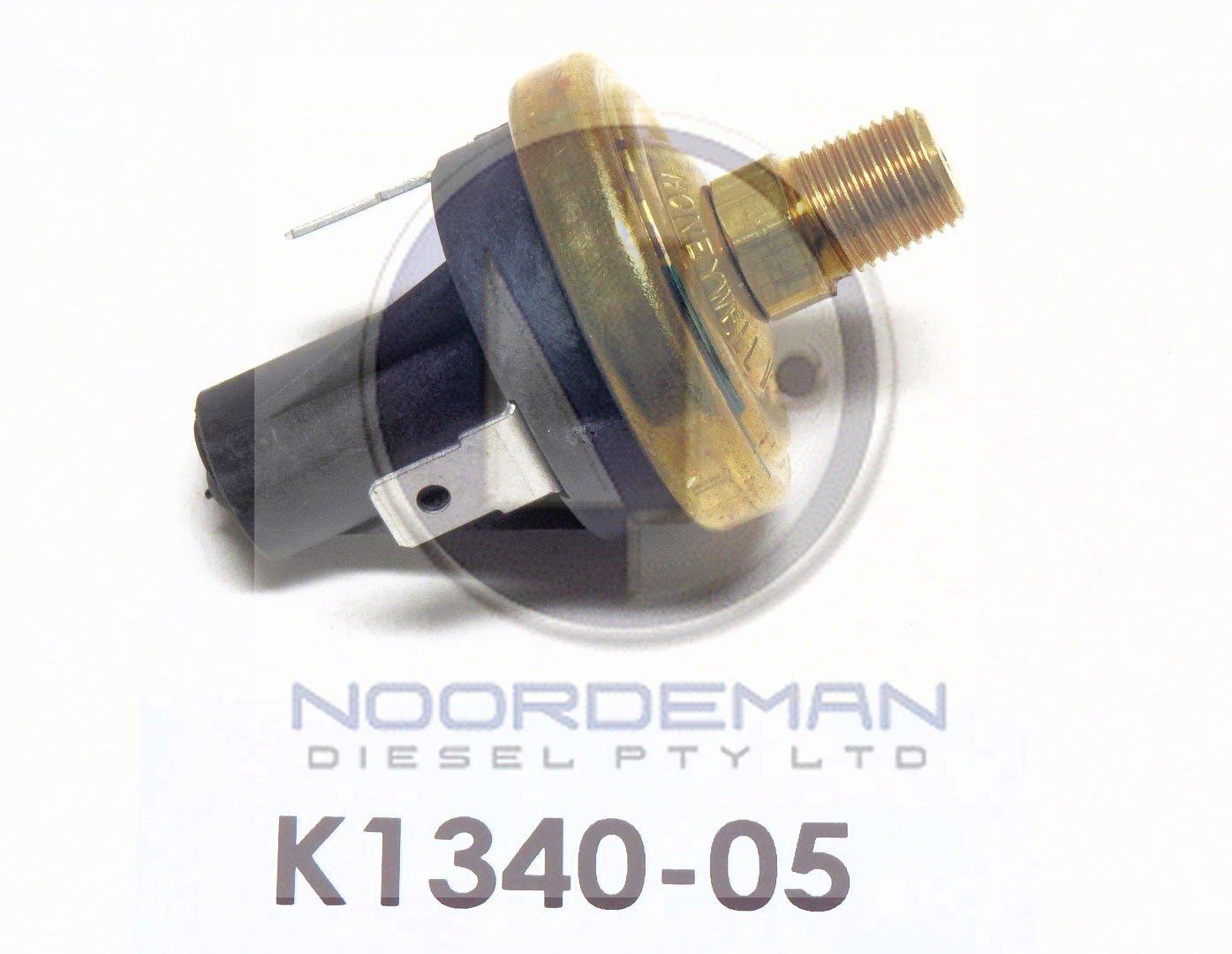 K134005 Perkins Oil Pressure Sender Unit