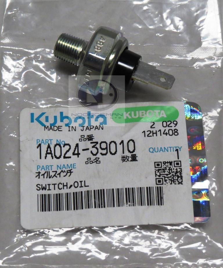 1A024-39010 KUBOTA OIL PRESSURE SWITCH