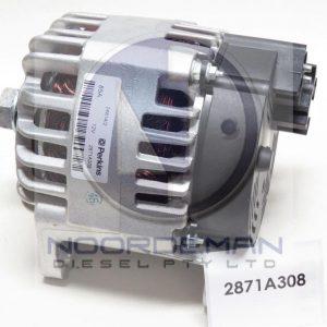 2871A308 Perkins Alternator