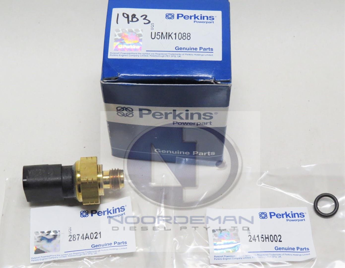 U5MK1088 Perkins Oil Pressure Sensor