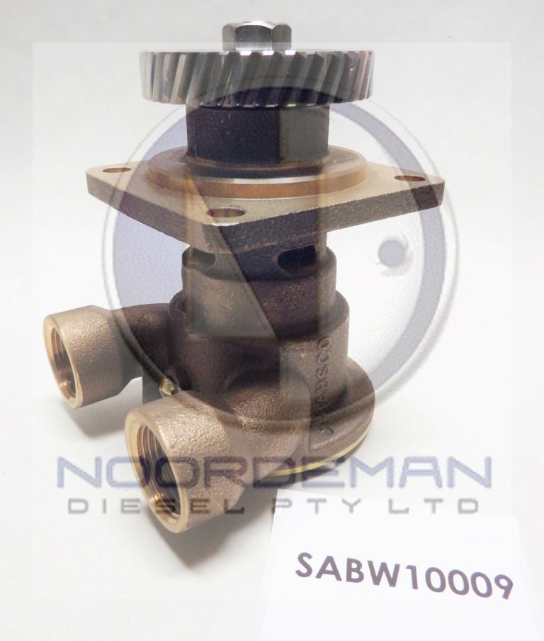 SABW10009 Jabsco Sabre Marine Water Pump