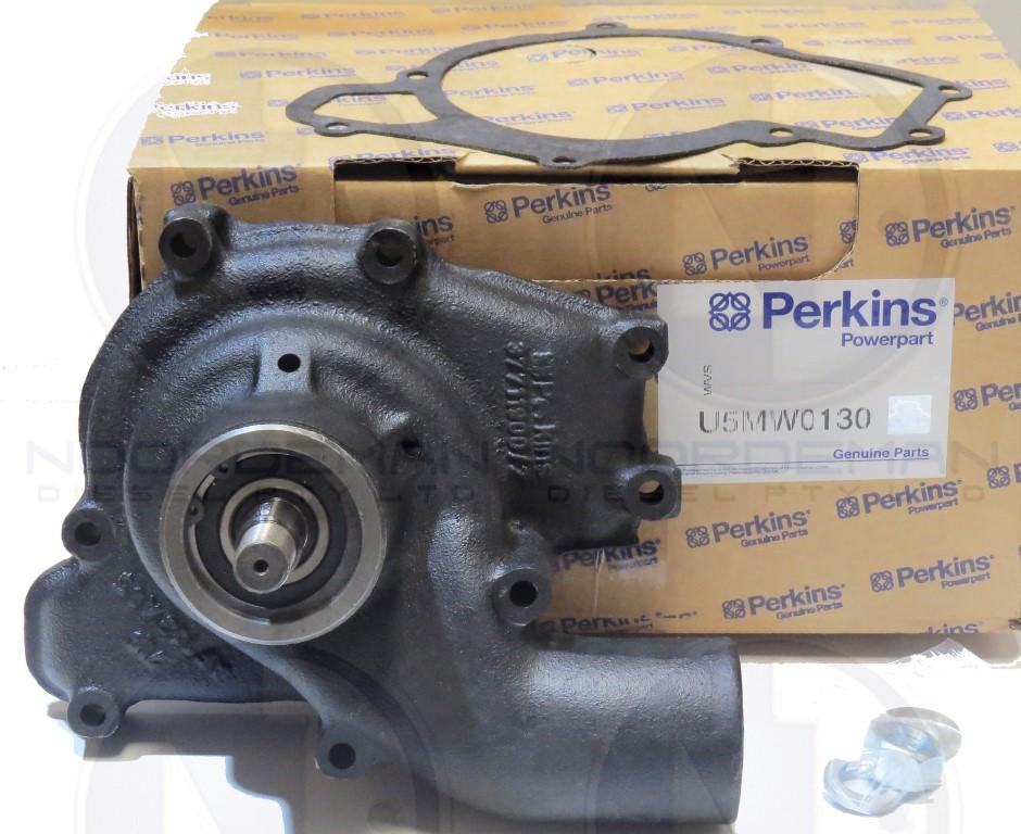 U5MW0130 Perkins Water Pump
