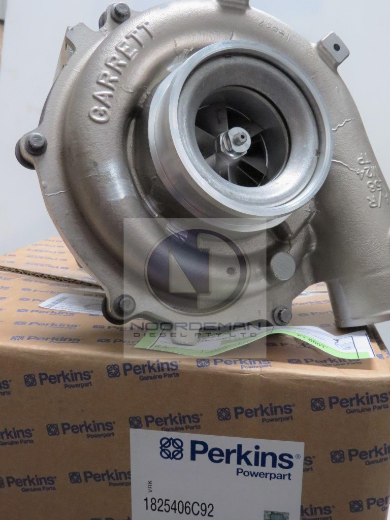 1825406C92 Perkins WR Turbocharger