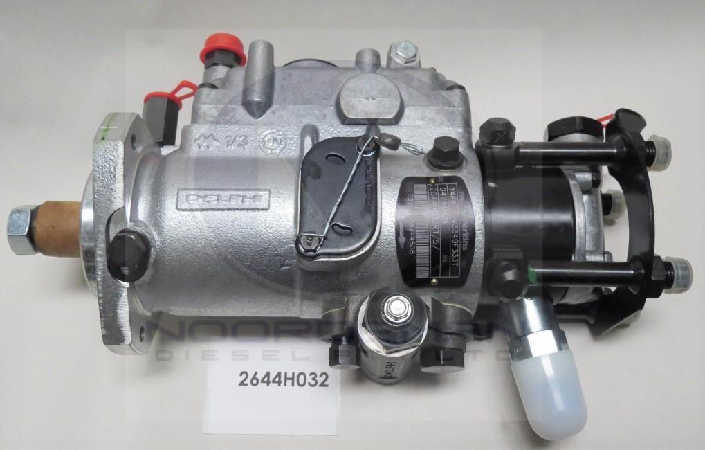 2644H032 Perkins Fuel Injection Pump