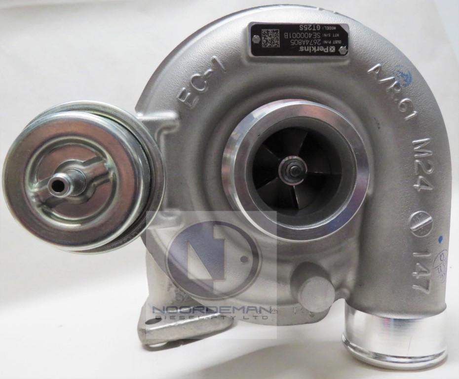 2674A805 Perkins Turbocharger
