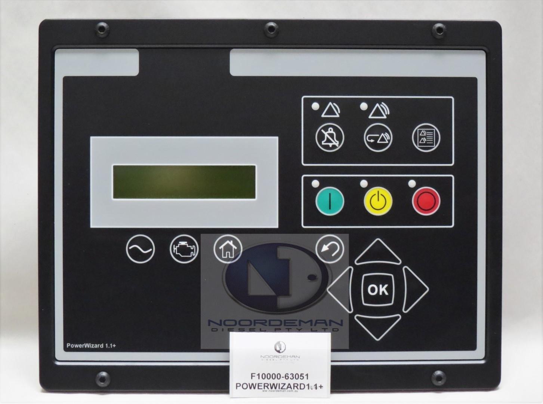 10000-63051 FG Wilson ECU Control Panel OLYMPIAN CAT