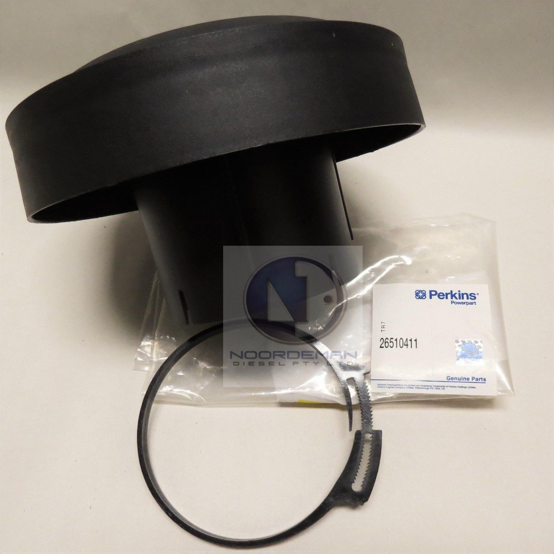 26510411 Perkins AIr Filter Assembly Cap Only