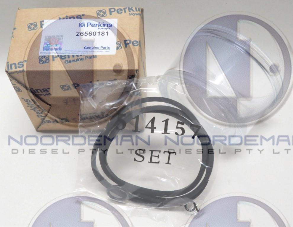 26560181 Perkins Fuel Filter Bowl
