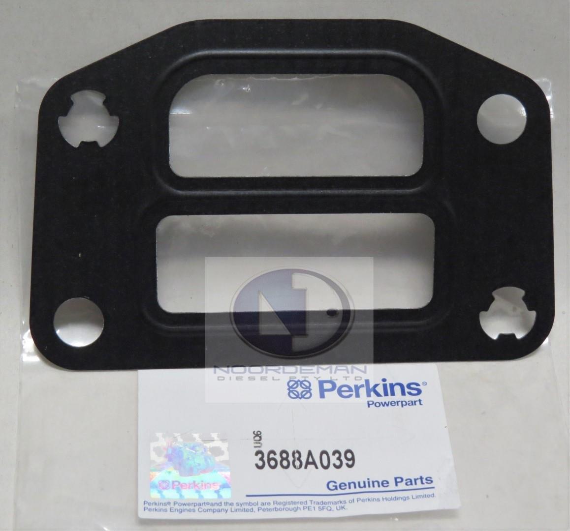 3688A039 Perkins Oil Filter Head Gasket