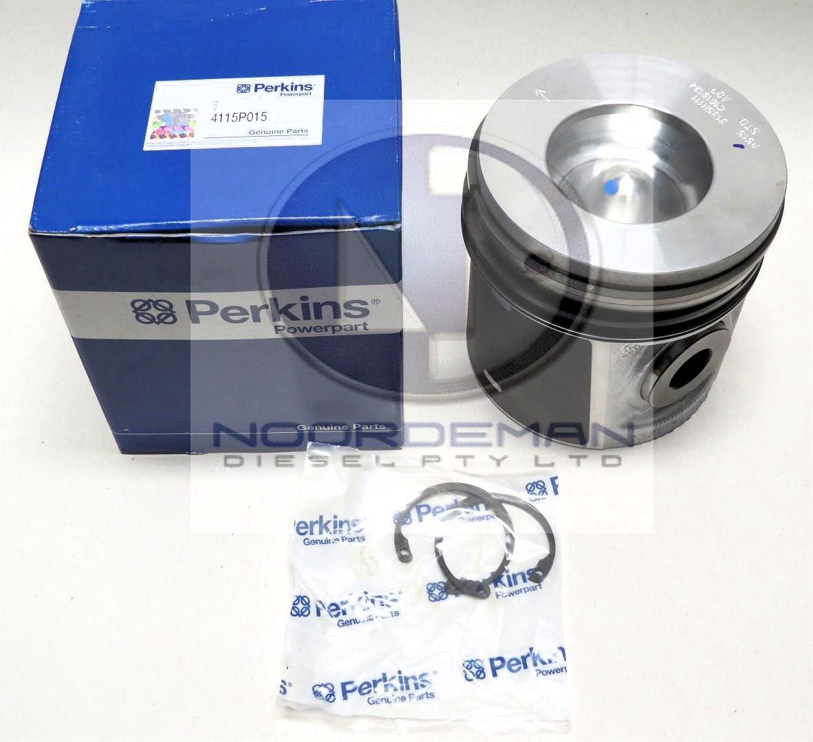 4115P015 Perkins 1100 Series Piston Ring Kit Supersedes to T426384