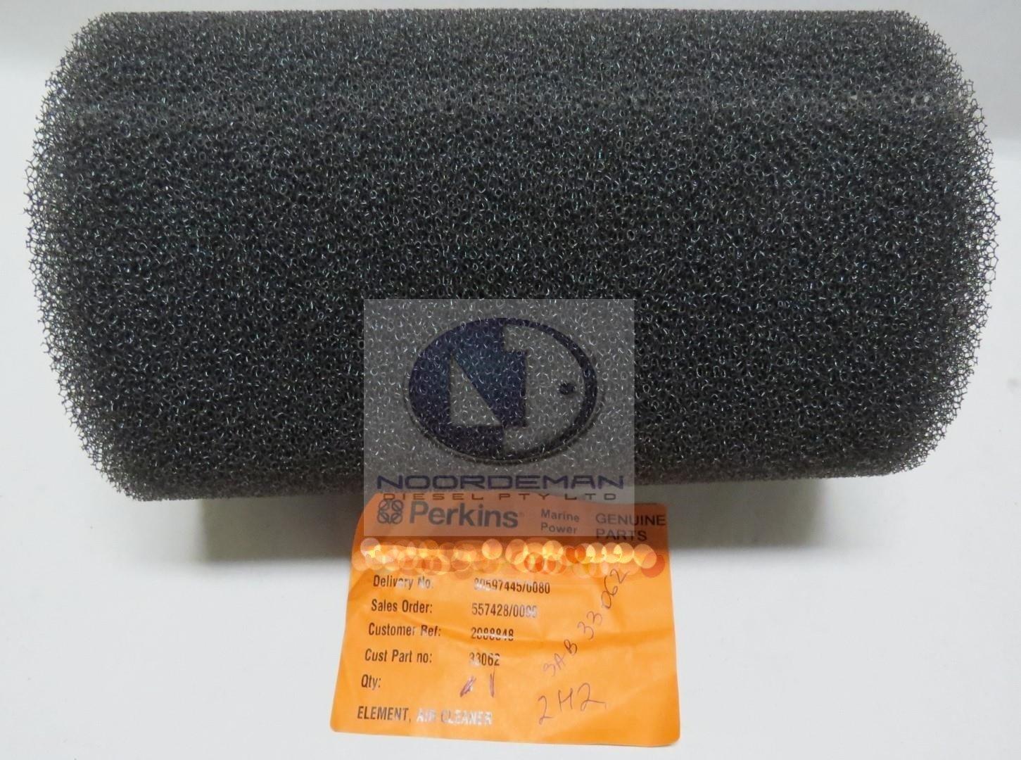 SAB33062 Sabre Marine Air Filter