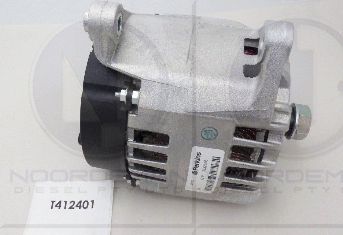 T412401 Perkins FG Wilson Alternator